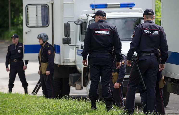 Russian Federation detains two over suspected terror plot