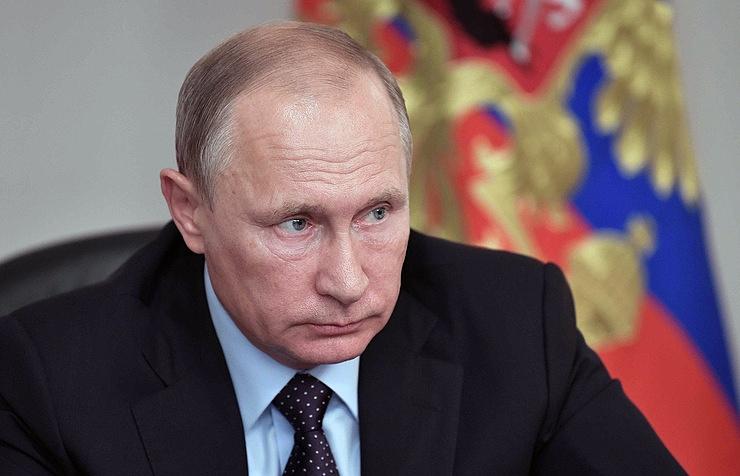 US Pressure on North Korea Is 'Futile': Putin