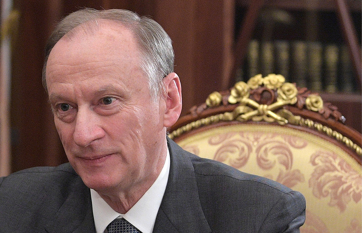 Russian Security Council Nikolai Patrushev