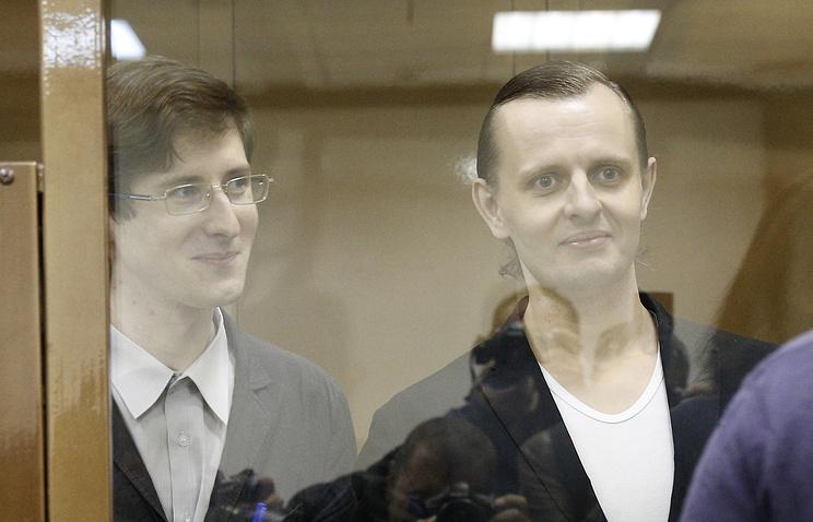 Alexander Filinov and Konstantin Teplyakov