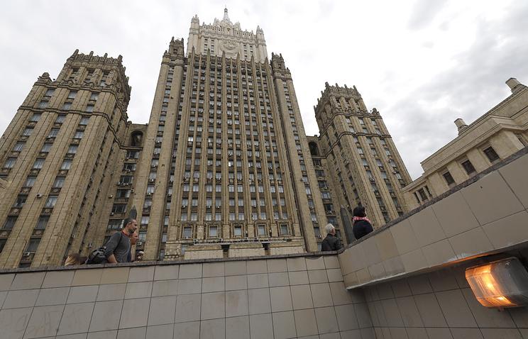 Russian Federation  considering U.S.  media restrictions as retaliation