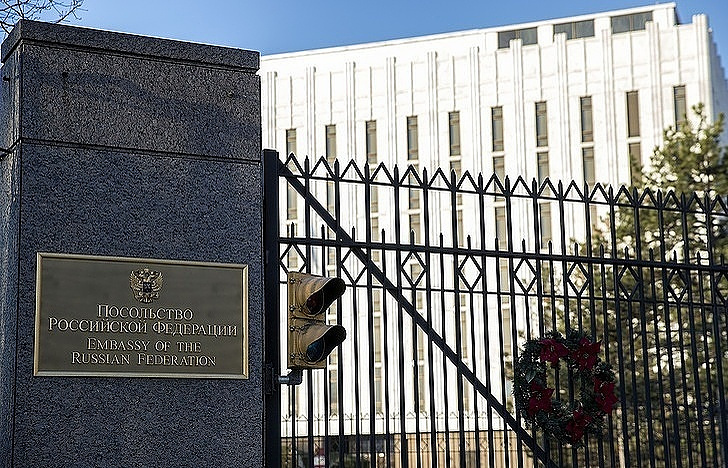 Russian Embassy in Washington