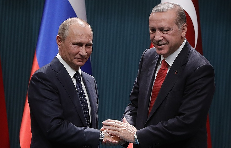 Turkish president to visit Russian Federation