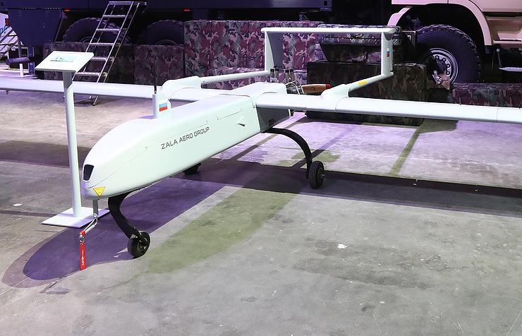 ZALA 421-20 unmanned aircraft