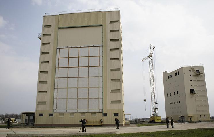 Voronezh-DM radar station