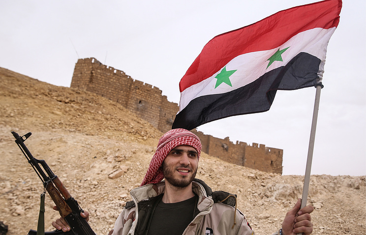 Syria fully liberated from ISIS