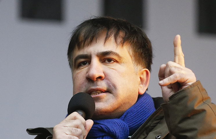 Ukrainian Prosecutor Suggests Saakashvili Will Be Extradited To Georgia