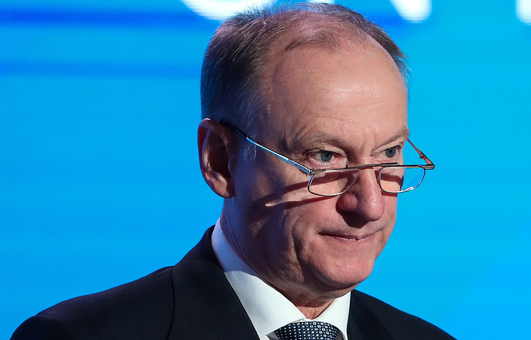 Russian National Security Council Secretary Nikolai Patrushev