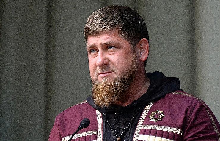 Chechen head Ramzan Kadyrov