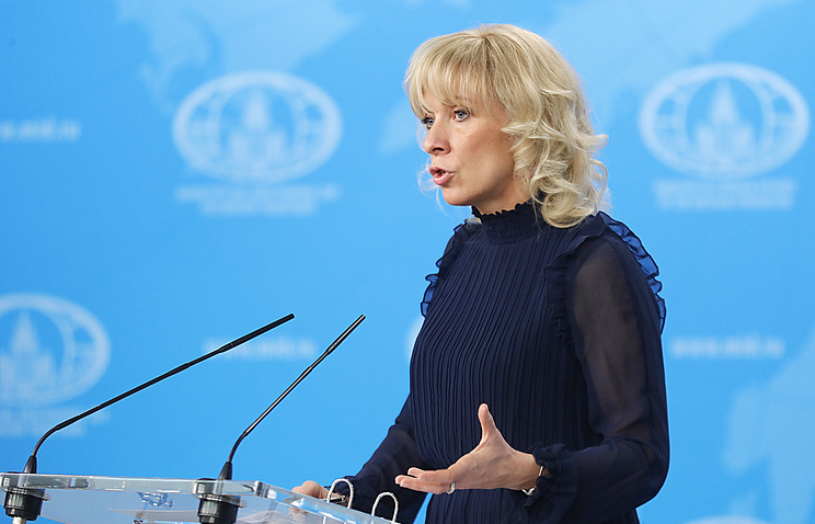 Zakharova: Russia to retaliate against expanded USA sanctions