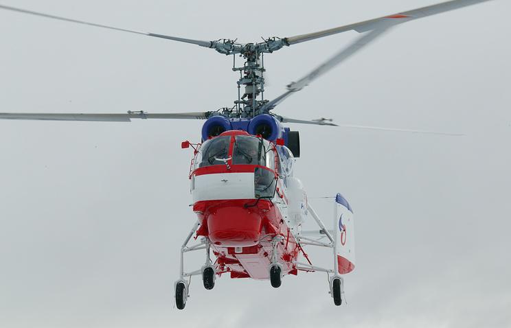 Ka-32A11BC helicopter