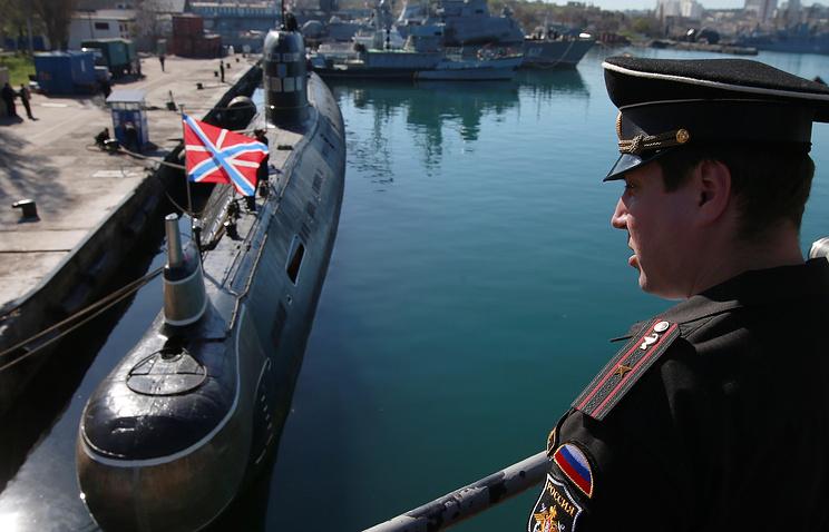 Zaporozhye diesel-electric submarine