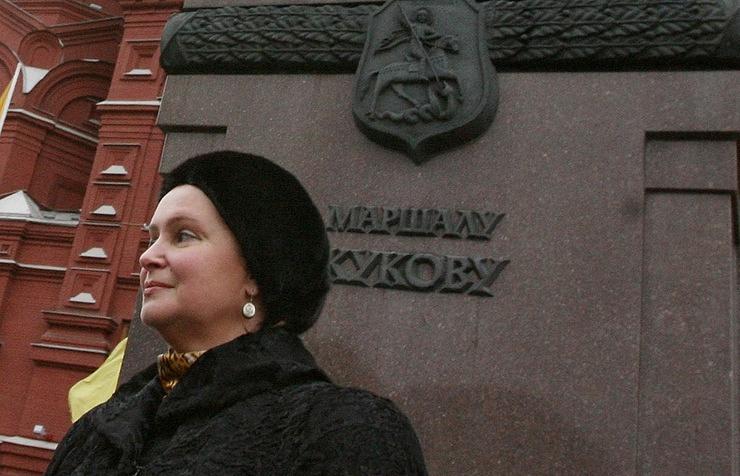 Maria Zhukova
