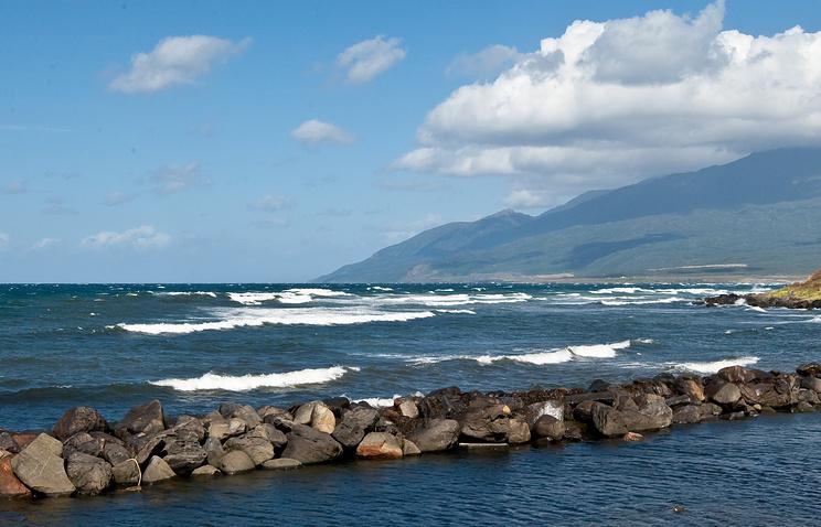Kuril Island of Iturup