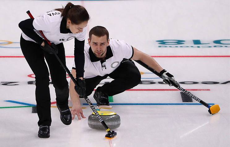 Canada beats Norway, will play for gold in Olympic mixed doubles curling
