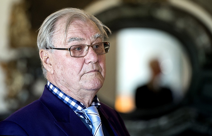 Denmark's Prince Henrik dies aged 83