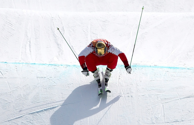 Canada's Leman wins Olympic gold in men's ski cross