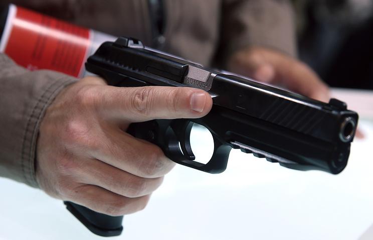 Lebedev pistol