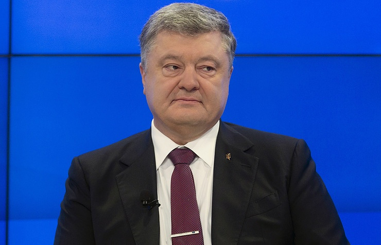 Poroshenko approves prolongation of sanctions against Russian-owned banks