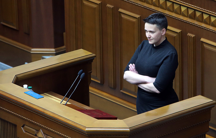 Opposition Ukrainian MP detained on coup plot charges