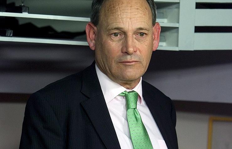 The UK's former ambassador to Russia Antony Brenton