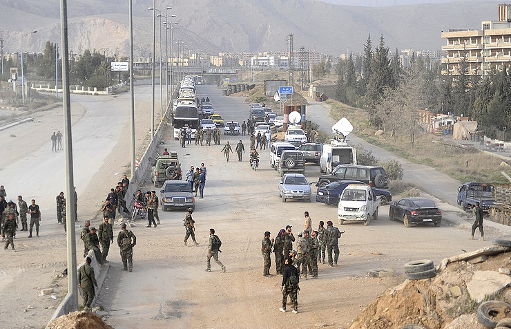 Syrians await new evacuations from Eastern Ghouta