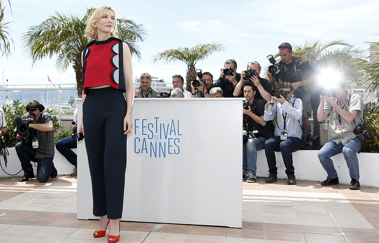 Female stars dominate Cannes festival jury