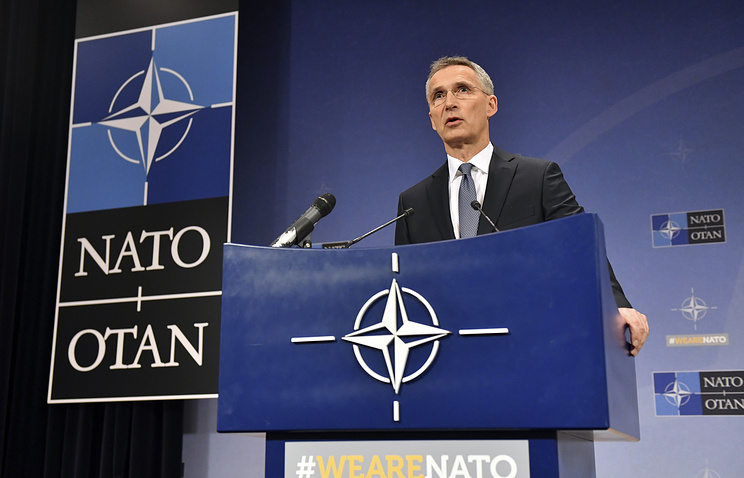 Stoltenberg spoke about a dual approach to Russian Federation