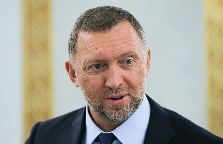 Deripaska agrees in principle to reduce control of Russian conglomerate