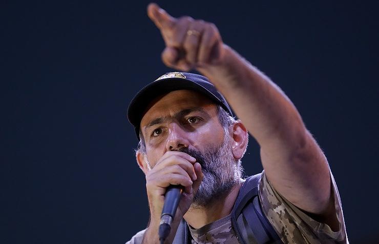Armenian opposition block nominates Prime Minister