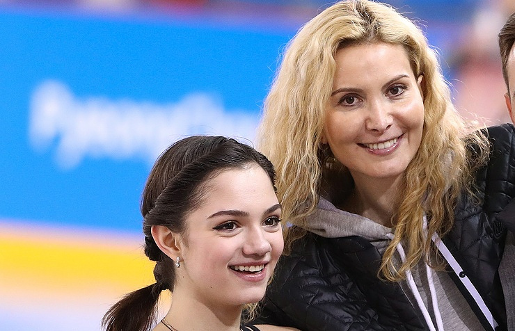 Russia's Medvedeva To Work With Canadian Coach After Olympic Loss To Zagitova