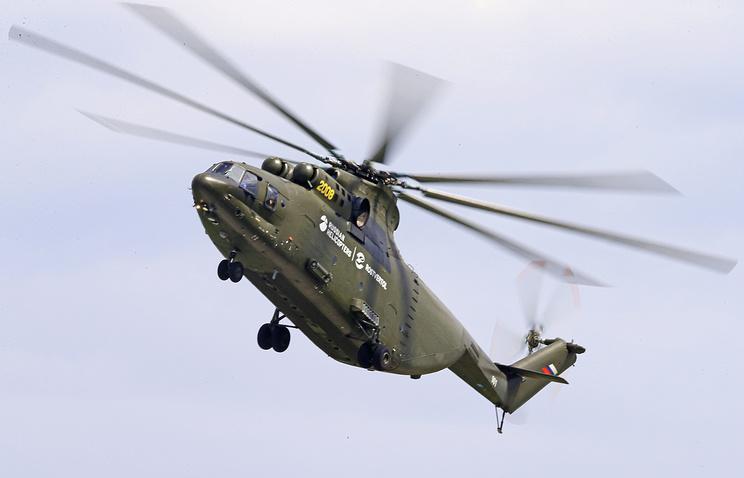Mi-8/17, Μi-38, Mi-26: News - Page 9 1194980