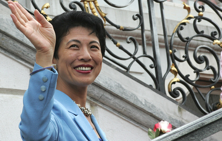 Princess Hisako Takamado of Japan