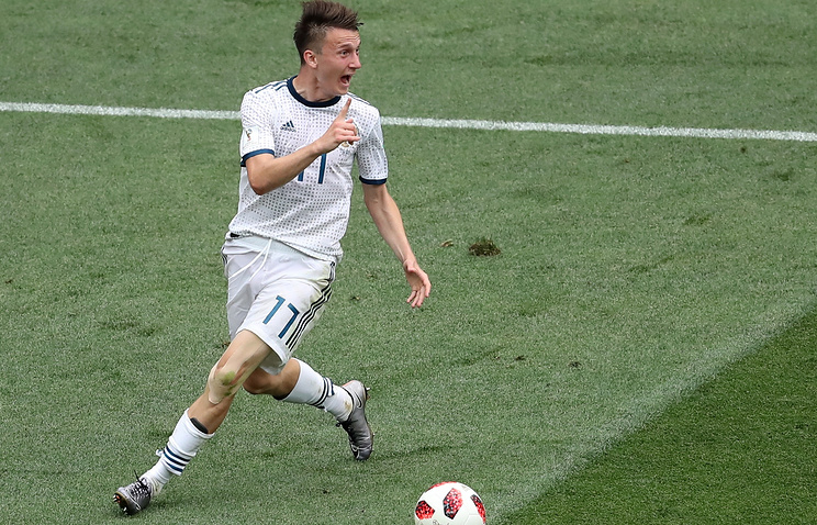 Aleksandr Golovin almost joined Arsenal but Unai Emery stopped deal