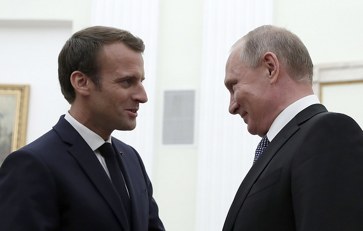 France and Russian Federation to deliver aid to Syria