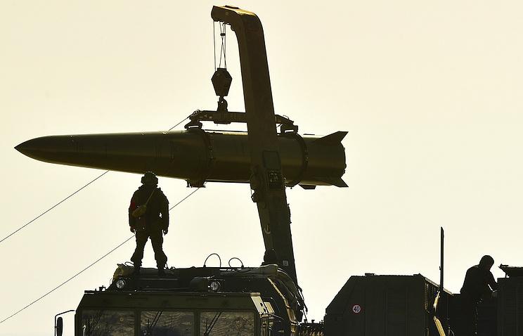 Iskander-M missile system