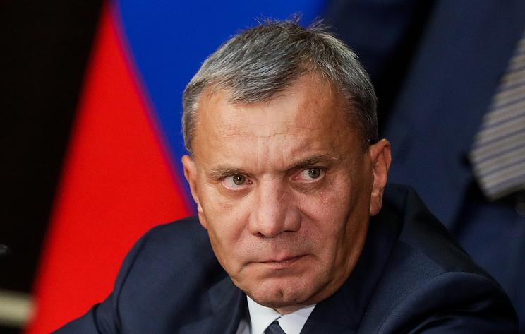 Russia's Deputy Prime Minister Yuri Borisov