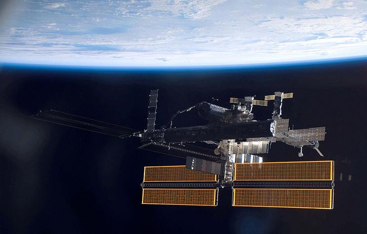 Тhe International Space Station