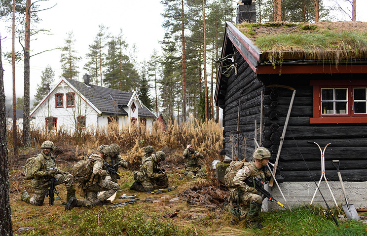 NATO's Trident Juncture exercise