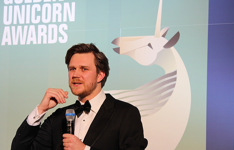 Filip Perkon, Founder and General Producer of the Russian Film Week and the Golden Unicorn Awards
