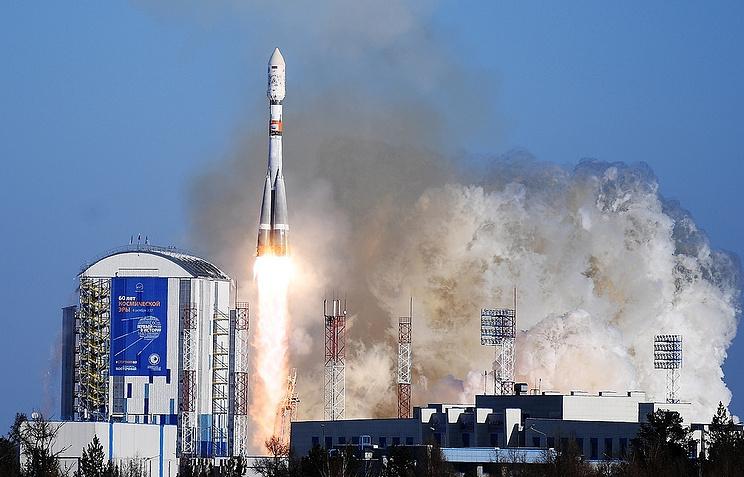 Soyuz-2.1a launch