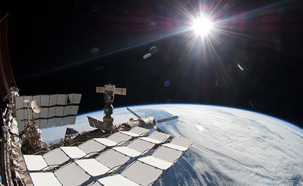 Photo EPA/NASA/ITAR-TASS