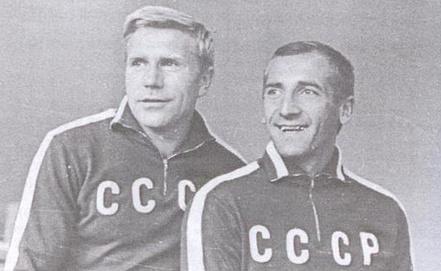 Valentin Boreiko, Oleg Golovanov. Photo www.rowingrussia.ru