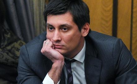 Dmitry Gudkov. Photo ITAR-TASS