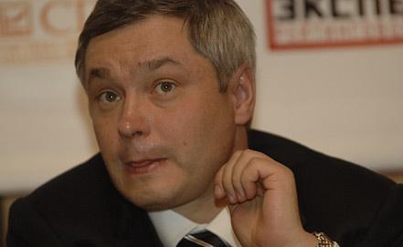 Gleb Fetisov, ITAR-TASS