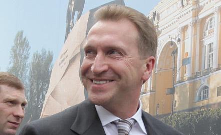 Igor Shuvalov, Photo ITAR-TASS
