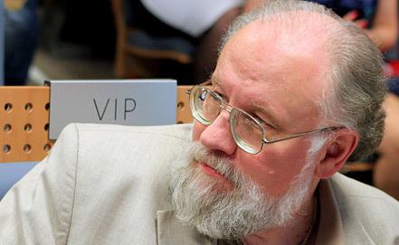 Vladimir Churov, Photo ITAR-TASS