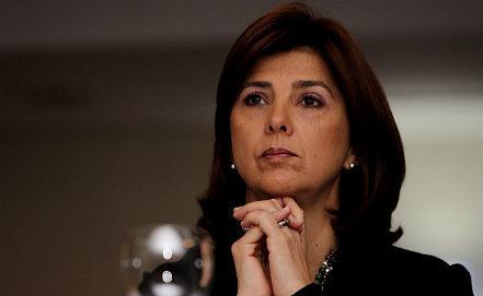 Maria Angela Holguin, Photo EPA/ITAR-TASS