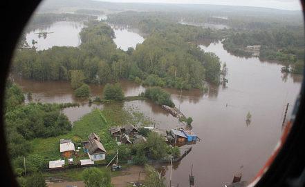 Photo ITAR-TASS/ Far East region Emergency Ministry press service