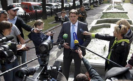 Gavriil Mamontov, Photo EPA/ITAR-TASS
